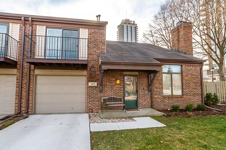 305 E 7th Street Indianapolis, IN 46202 | MLS 21611306