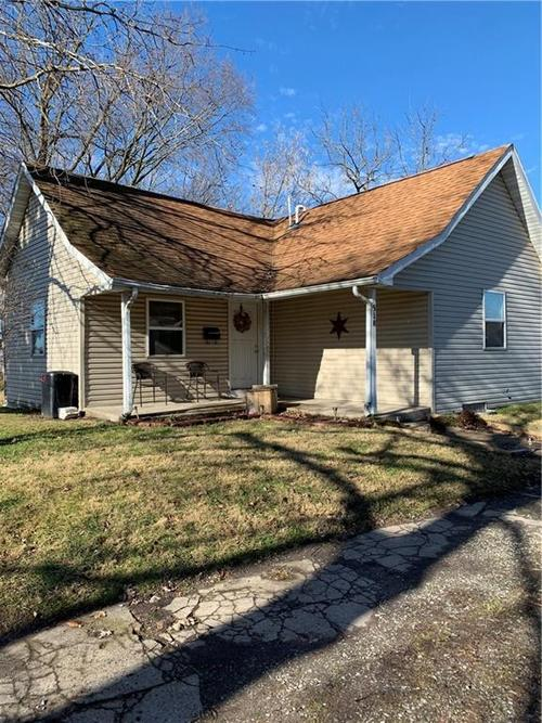 518 N Jameson Street Lebanon, IN 46052 | MLS 21611464