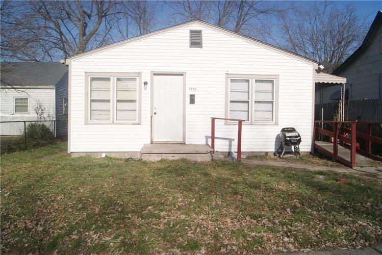 1758 E Kelly Street Indianapolis, IN 46203 | MLS 21611480