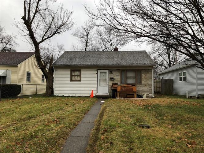3025  Stuart Street Indianapolis, IN 46218 | MLS 21611525