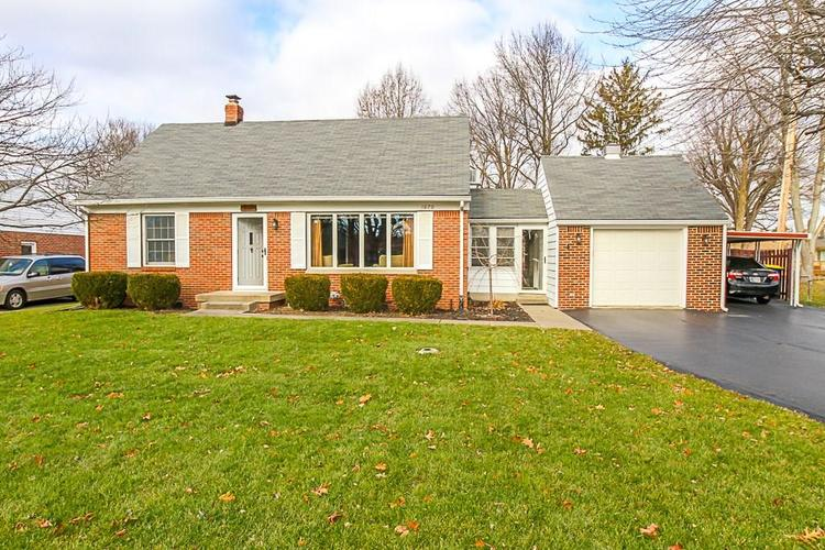1070  SOUTHWOOD Drive Indianapolis, IN 46227 | MLS 21611654