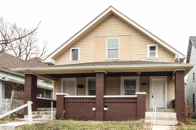 29 N TACOMA Avenue Indianapolis, IN 46201 | MLS 21611711 | photo 1