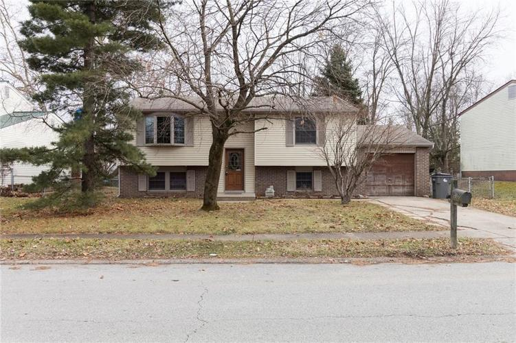 5355  Pappas Drive Indianapolis, IN 46237   MLS 21611720