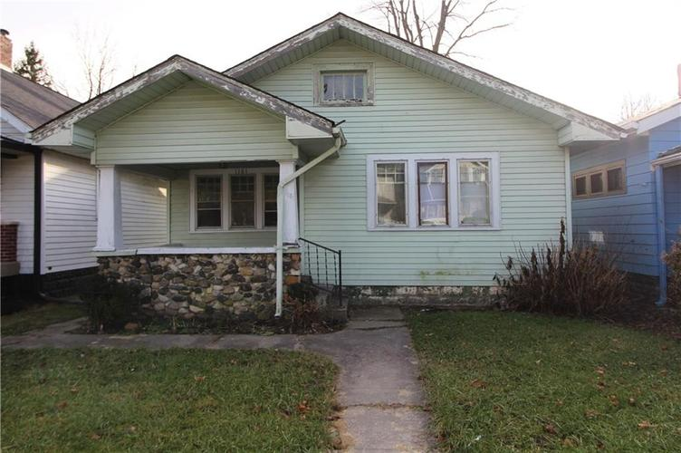1161 W 34th Street Indianapolis, IN 46208 | MLS 21611824