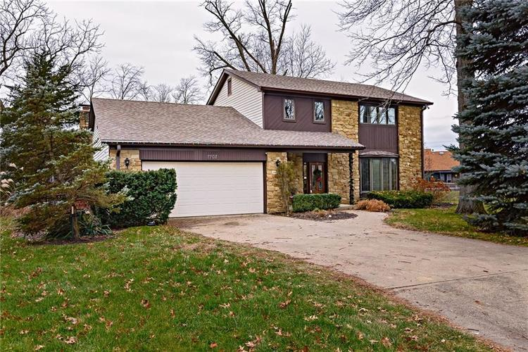 7708  White Dove Drive Indianapolis, IN 46256 | MLS 21611838