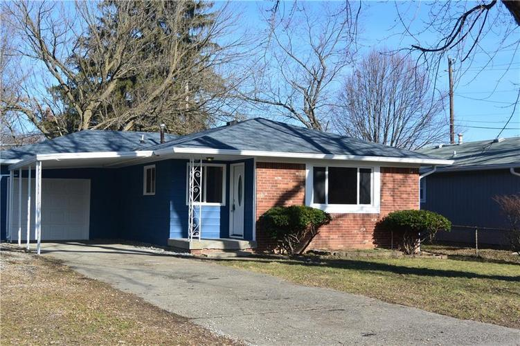 8814 W 30th Street Indianapolis, IN 46234   MLS 21611919