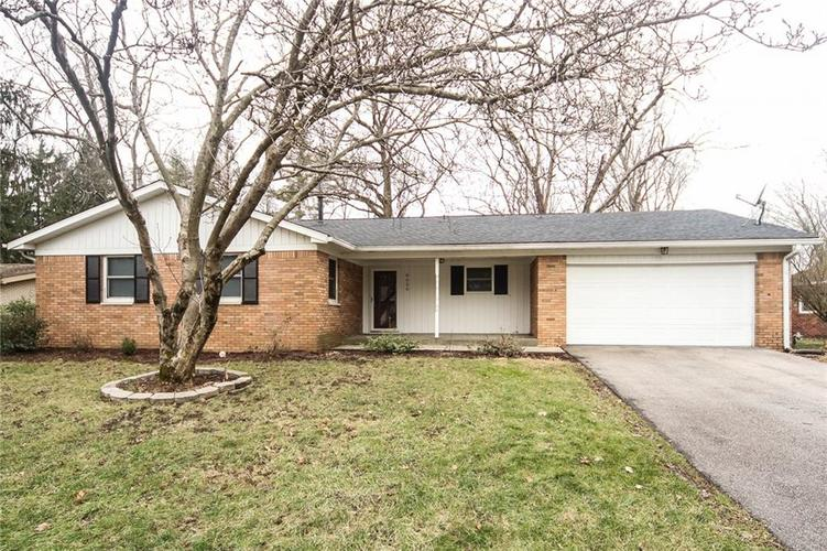 8026  Lieber Road Indianapolis, IN 46260 | MLS 21611993