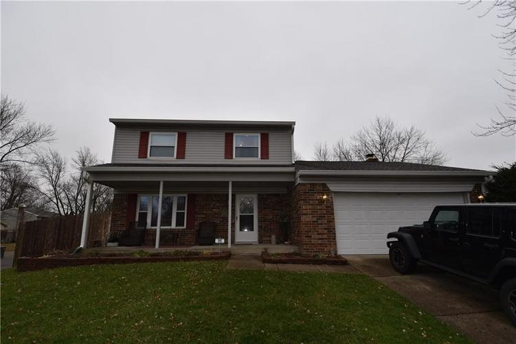 5401 Meckes Drive Indianapolis, IN 46237 | MLS 21612038 | photo 1