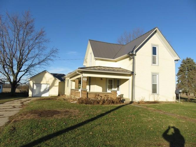 828 W County Road 950  Springport, IN 47386 | MLS 21612116