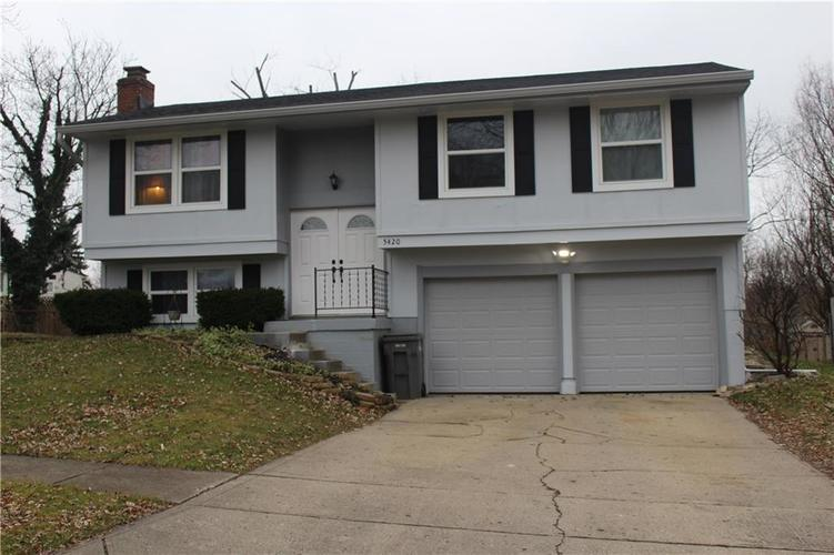 5420  Meckes Drive Indianapolis, IN 46237   MLS 21612119