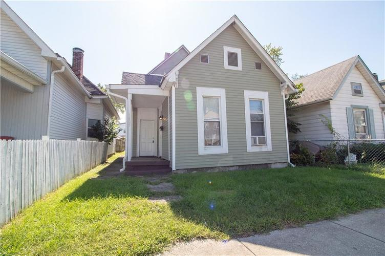 1605 English Avenue Indianapolis, IN 46201 | MLS 21612151 | photo 1