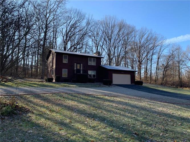 1251 N Kiowa Trail Greensburg, IN 47240 | MLS 21612177