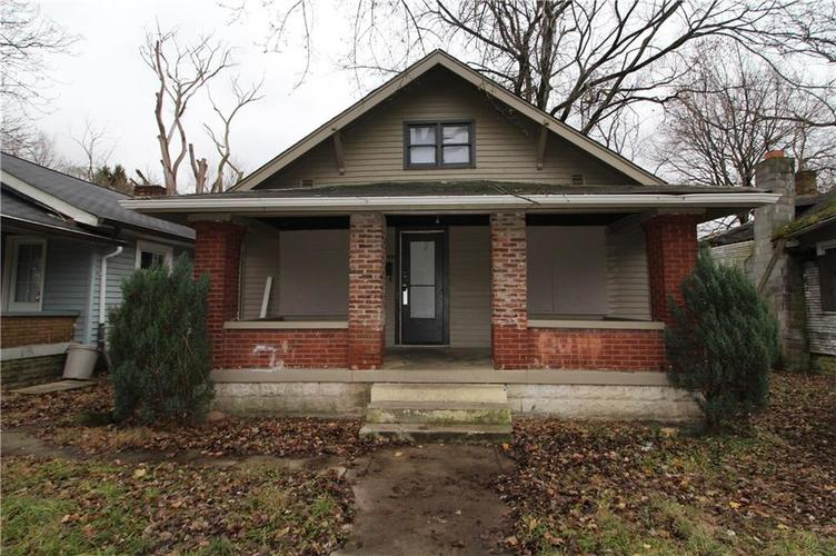 1217 W 33rd Street Indianapolis, IN 46208   MLS 21612196