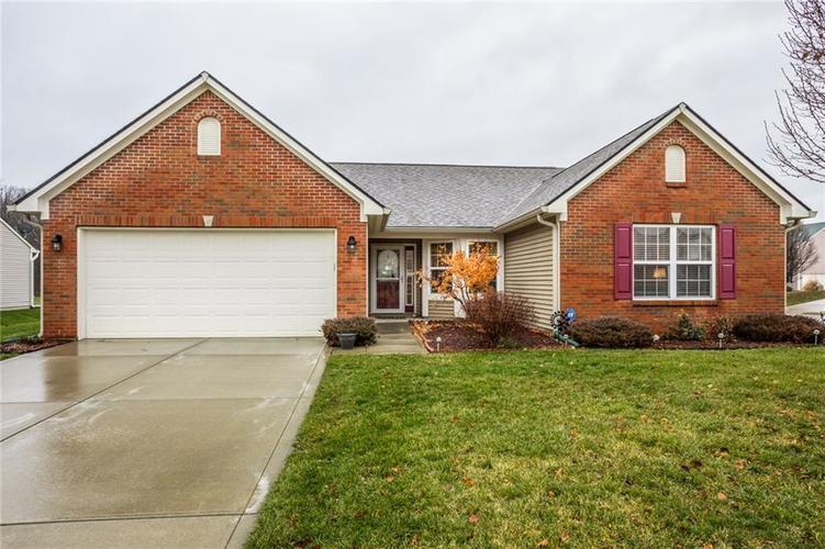 2560  Auburn Court Plainfield, IN 46168 | MLS 21612269