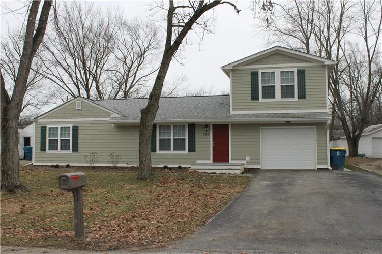 755  Homewood Drive Indianapolis, IN 46280 | MLS 21612284