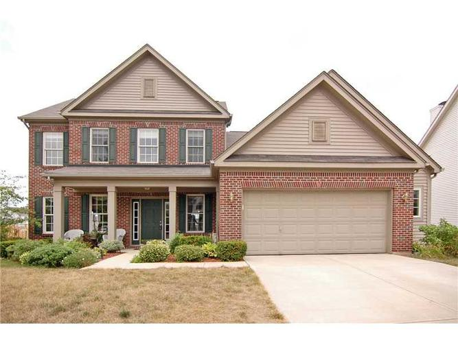 7343  HARTINGTON Place Indianapolis, IN 46259 | MLS 21612285