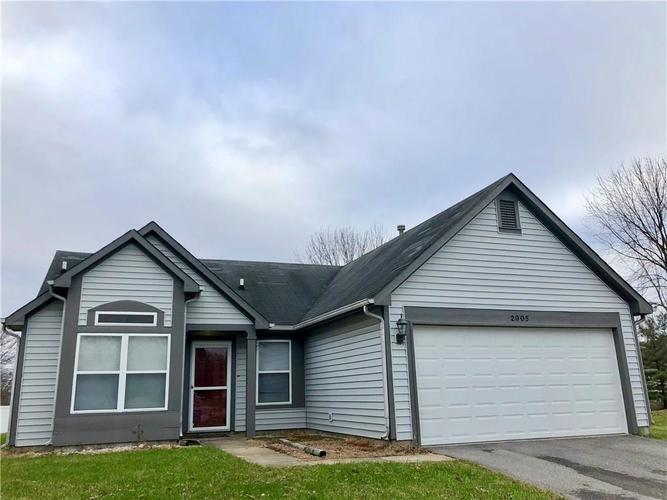 2905  INVERRARY Court Indianapolis, IN 46234 | MLS 21612381