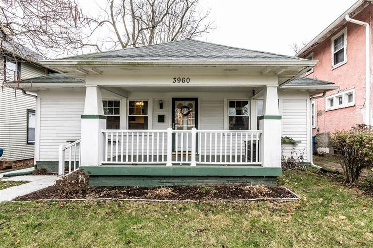 3960  Rookwood Avenue Indianapolis, IN 46208 | MLS 21612390
