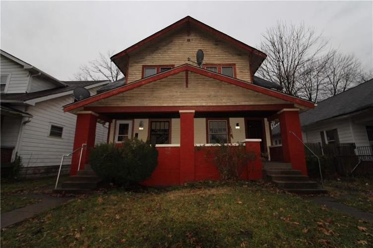 626 N Euclid Avenue Indianapolis, IN 46201 | MLS 21612432 | photo 1
