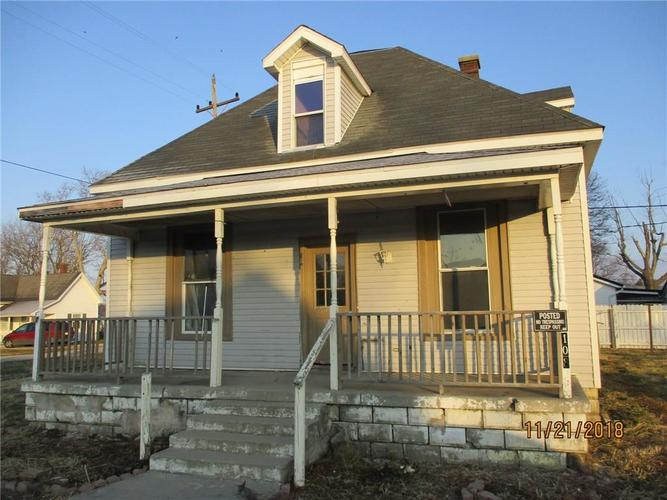 108 W Clay Street Kirklin, IN 46050 | MLS 21612438