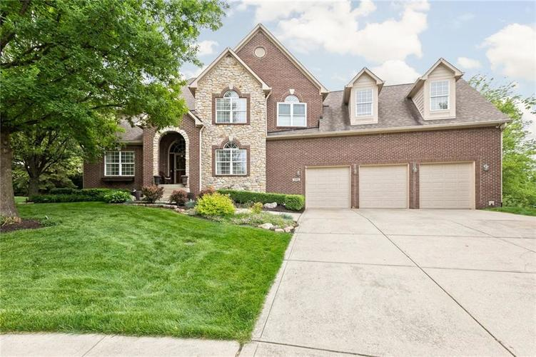 12465 Hyacinth Drive Fishers, IN 46037 | MLS 21612484 | photo 1