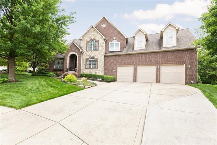 12465 Hyacinth Drive Fishers, IN 46037 | MLS 21612484 | photo 2