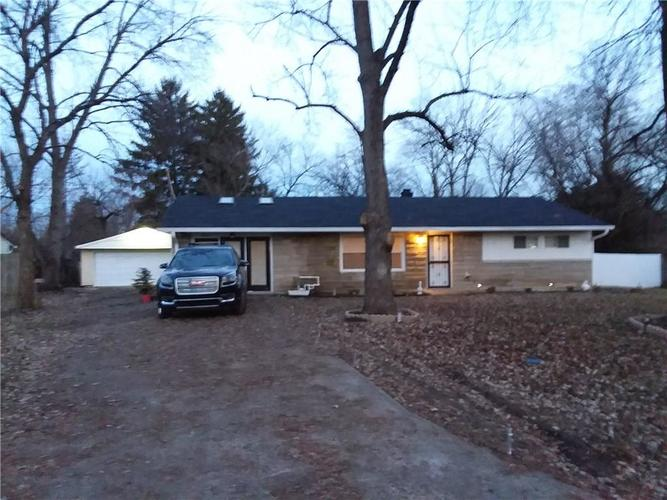 3025  Ashland Court Indianapolis, IN 46226 | MLS 21612518