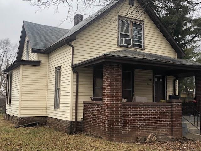 254 S East Street Frankfort, IN 46041 | MLS 21612567
