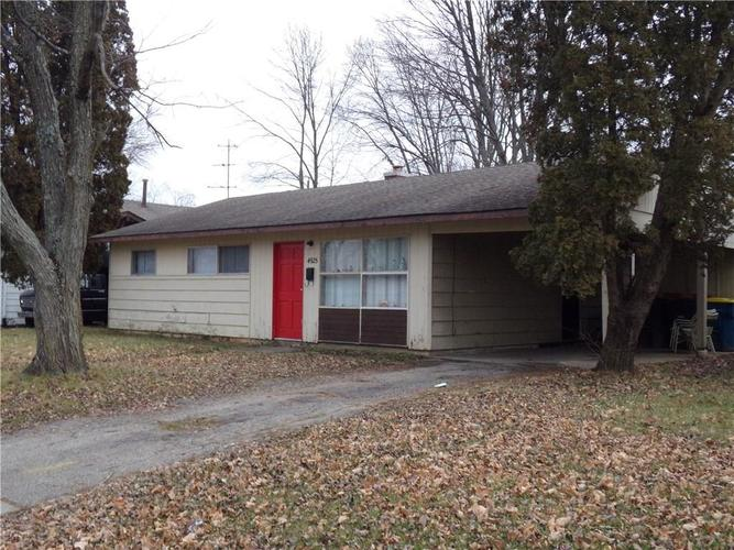 4925 N Kenyon Drive Indianapolis, IN 46226 | MLS 21612577