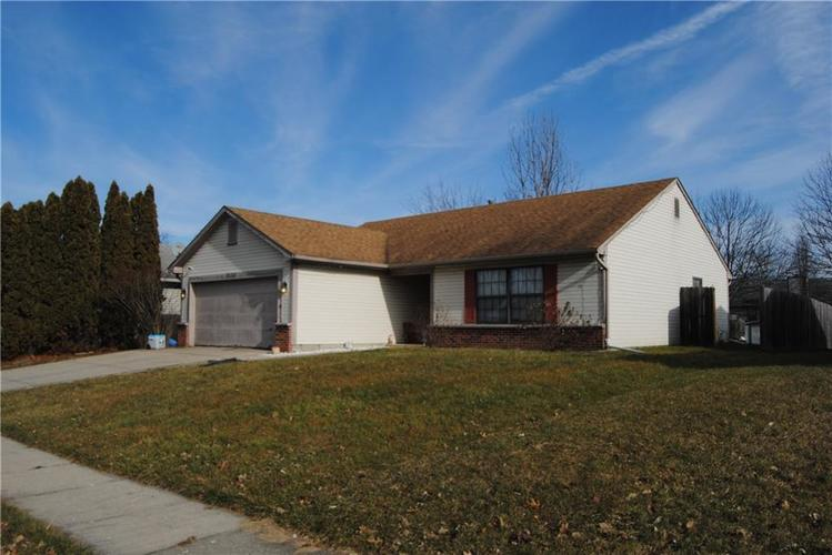 3133 N RIVER BIRCH Drive Indianapolis, IN 46235 | MLS 21612607