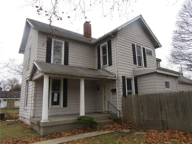 2502 S Boots Street Marion IN 46953 | MLS 21612729 | photo 1