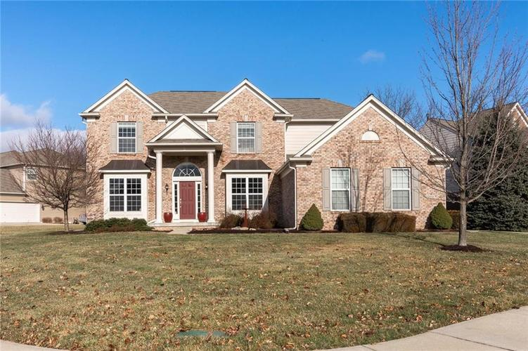 12650 Duval Drive Fishers, IN 46037   MLS 21612810   photo 1