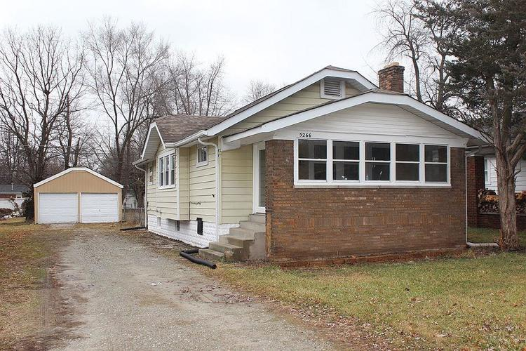 5266  Southeastern Avenue Indianapolis, IN 46203 | MLS 21612811