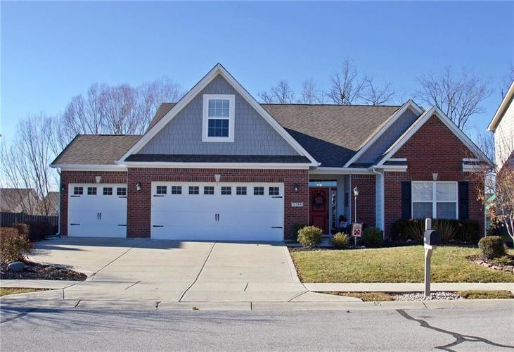 9744 Brook Meadow Drive McCordsville, IN 46055 | MLS 21612825 | photo 1