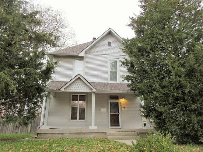36 N Whittier Place Indianapolis, IN 46219 | MLS 21612830