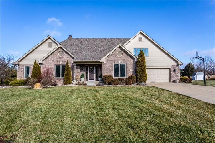 570 W Shel Lyn Court Greenfield, IN 46140 | MLS 21612919