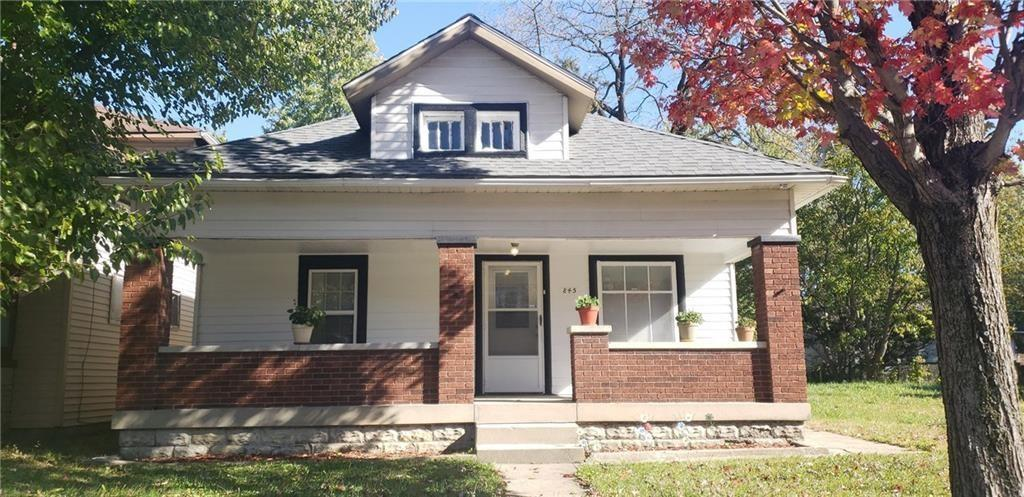 845 N Oakland Avenue Indianapolis, IN 46201 | MLS 21612940 | photo 1