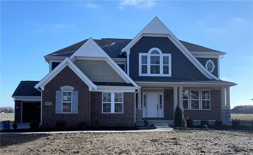 4525 Kettering Place Zionsville, IN 46077 | MLS 21612943 | photo 1