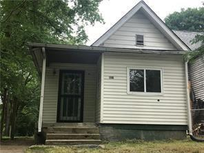 1146 N Beville Avenue Indianapolis IN 46201 | MLS 21613175 | photo 1