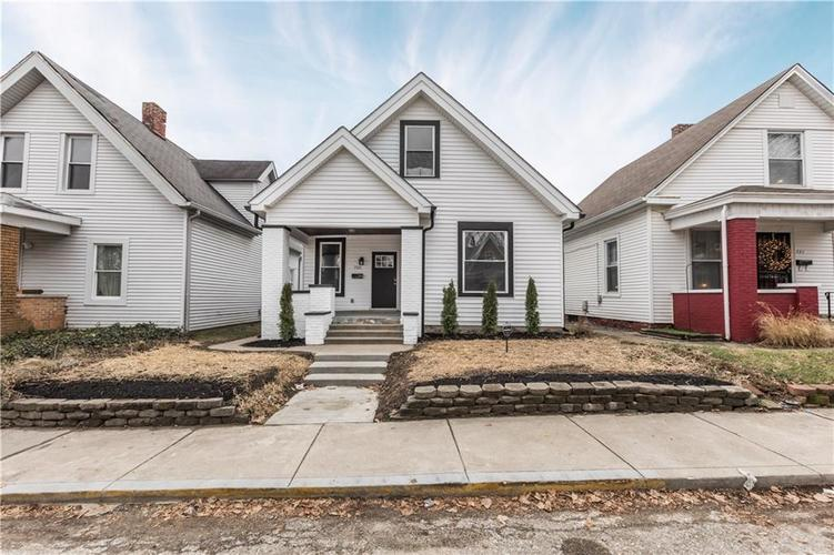 725  Cottage Avenue Indianapolis, IN 46203 | MLS 21613191