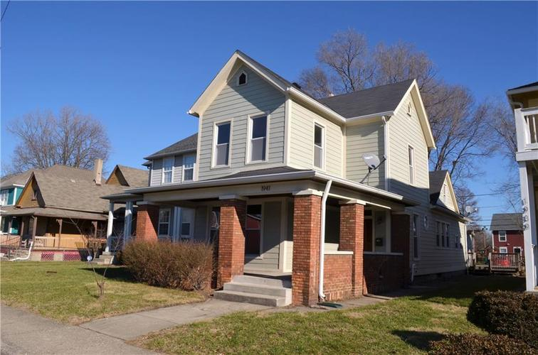 1941 N RUCKLE Street Indianapolis, IN 46202 | MLS 21613366 | photo 1