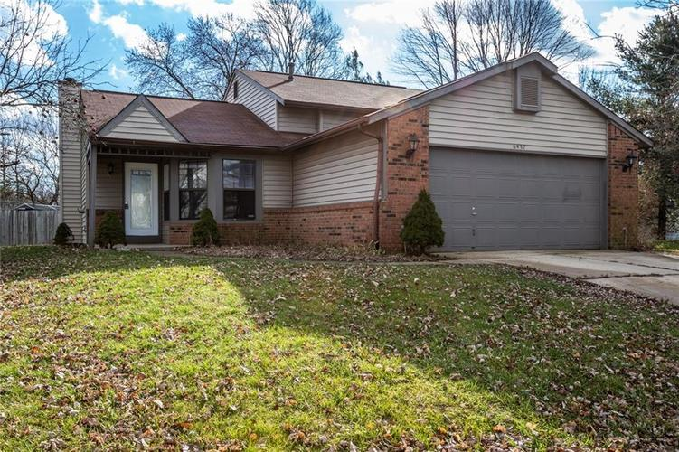 6437 PERRY PINES Court Indianapolis, IN 46237 | MLS 21613466 | photo 1