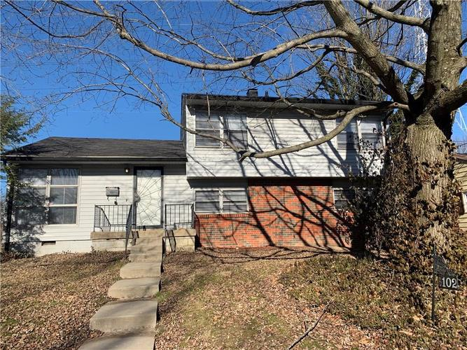 6102 E 43rd Street Indianapolis, IN 46226 | MLS 21613471
