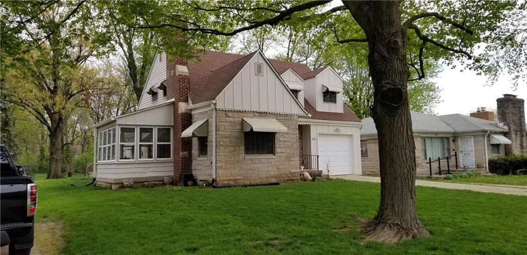 520 W 38th Street Indianapolis, IN 46208 | MLS 21613474