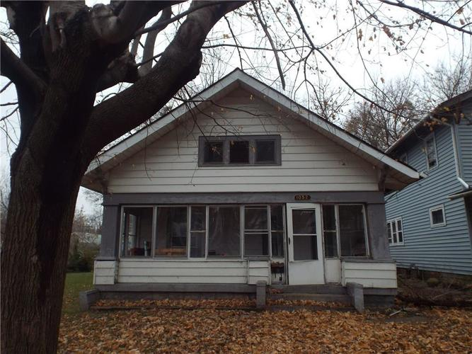 1052  W. 35th  Indianapolis, IN 46208 | MLS 21613486