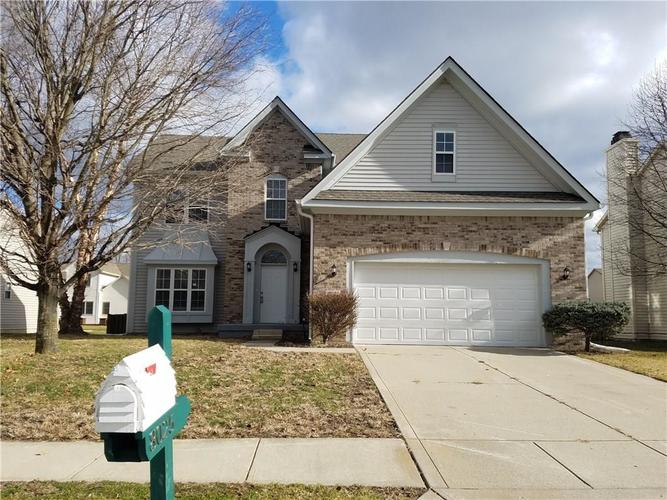 8025  Branch Creek Drive Indianapolis, IN 46268 | MLS 21613562