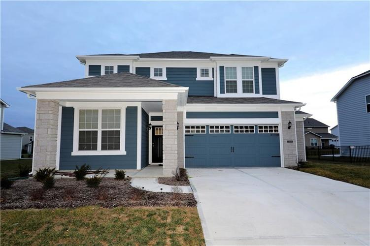 13514  Forest Glade Drive Fishers, IN 46037   MLS 21613617