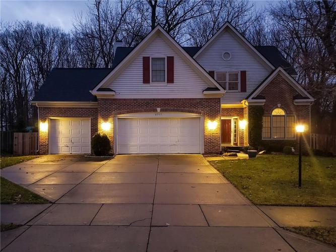 8717  Sommerwood Drive Noblesville, IN 46060   MLS 21613657