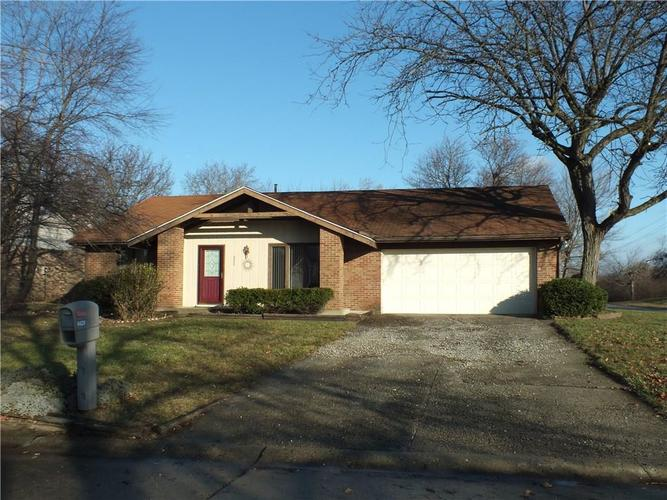 6620  Roundtree Court Indianapolis, IN 46214 | MLS 21613706