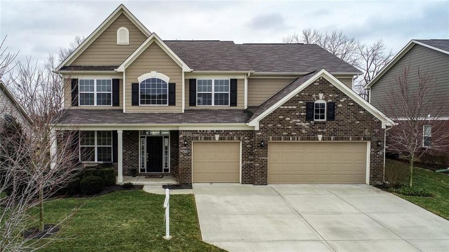 5847  Selis Square Court Noblesville, IN 46062 | MLS 21613753